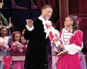 """The Nutcracker"" will be performed this weekend at The Whiting."
