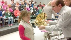Carman -Ainsworth Schools are among 56 statewide to receive a highly competitive state Arts Equipment & Supplies Grant.