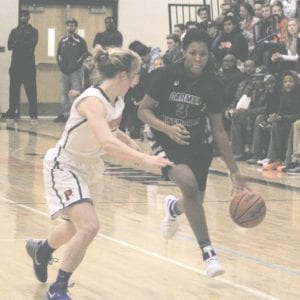 Carman- Ainsworth's Destiny Strother continues to lead the team in scoring averaging 17.5 points per game.