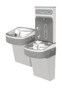 New bottle filling water fountains will be installed at Dye Elementary school to encourage students to drink water instead of sugary beverages.