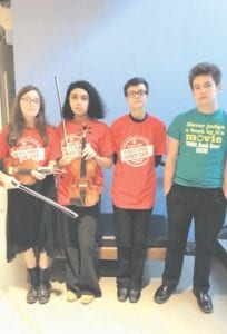 Top CAMS student musicians chosen to perform with the Detroit Symphony Orchestra.