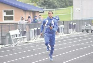 Carman-Ainsworth's Marshall Brooks made the state meet in the 200 open and the 400 and 800 relays.