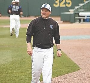 Swartz Creek coach John Fitzko was inducted to the Michigan High School Baseball Coaches Association Hall of Fame on Monday.