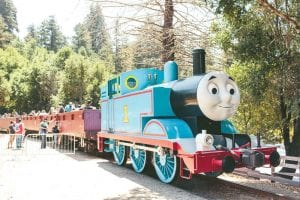Thomas the Tank Engine will chug into Crossroads Village & Huckleberry Railroad the The Friendship Tour on Aug. 18-20 and 25-27.