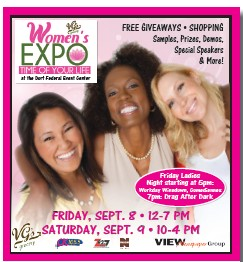 INSIDE: Check out today's special Women's Expo section featuring a complete schedule, vendor list and more!
