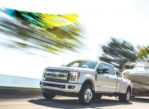 Super Duty Limited is the most luxurious and advanced heavy-duty pickup truck ever created by Ford