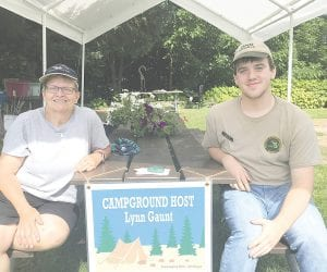 The Dept. of Natural Resources is accepting applications for volunteers to work as campground hosts in state parks and campgrounds during the 2018 season.