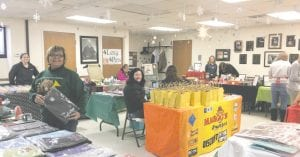 Attendees to the 7th annual Holiday of Hope event can shop for Christmas gifts at the event.