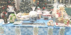 A wide variety of items will be raffled off at the Humane Society of Genesee County Holiday of Hope event, to be held Dec. 2.