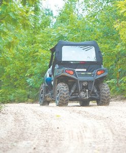 ORVs were allowed on many state forest roads as of Jan. 1, but riders should verify that those roads are indeed open to ORVs before heading out, says the Michigan Dept. of Natural Resources.