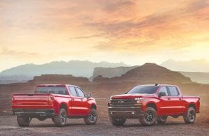 The 2019 Chevrolet Silverado will make its official debut ahead of the North American International Auto Show (NAIAS) in Detroit on Saturday, Jan. 13