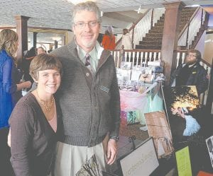 Jessica and Todd Brown of Centennial Image represent just one of the many expert wedding vendors who will meet with hundreds of perspective brides and grooms during the Genesee County Bridal Alliance (GCBA) Wedding Marketplace, set for Sunday, Jan. 28.