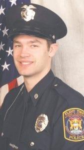 Officer Lance Sherwood
