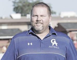 Coach Jerry Parker